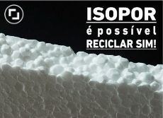 Styrofoam is possible to be recycled yes!