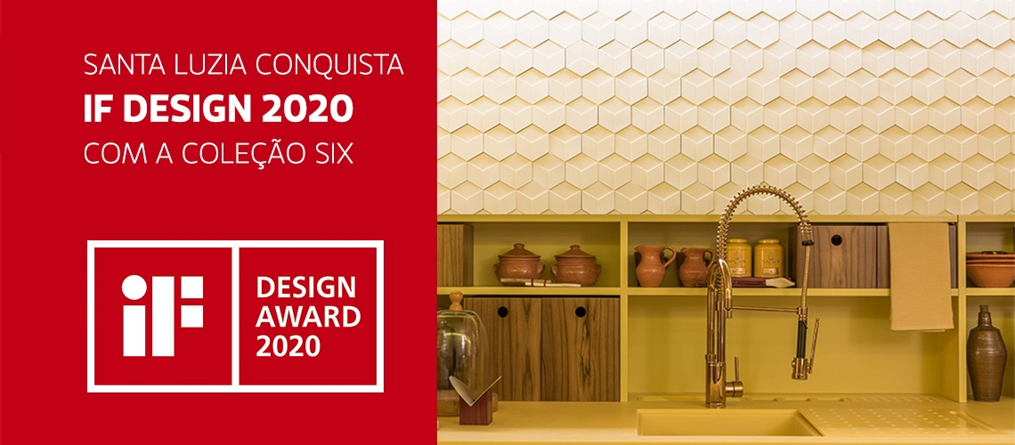 Banner conquista iF Design 2020